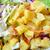 salade · slasaus · voedsel · blad · brood · diner - stockfoto © kheat