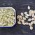 sütőtök · magok · étel · egészséges · izolált · hozzávaló - stock fotó © kidza