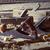 vieux · sale · vintage · réparation · outils · bois - photo stock © kidza