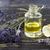 aromaterápia · olaj · levendula · virágok · üveg · növény - stock fotó © kidza
