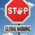 stop · rosso · cartello · stradale · illustrazione · design - foto d'archivio © kikkerdirk