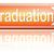 graduação · dia · boné · diploma · tabela - foto stock © kikkerdirk