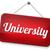 egyetem · szó · akadémia · oktatási - stock fotó © kikkerdirk