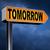 amanhã · próximo · dia · bandeira · em · breve · o · que - foto stock © kikkerdirk