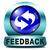 botón · cliente · feedback · icono · comentario - foto stock © kikkerdirk