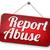 rapor · taciz · yol · işareti · şikâyet · çocuk - stok fotoğraf © kikkerdirk