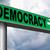 demokrácia · szín · fény · szó · apró - stock fotó © kikkerdirk