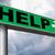 помочь · мне · деловой · женщины · картона - Сток-фото © kikkerdirk