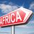 afrika · abstract · kompas · naald · wijzend - stockfoto © kikkerdirk