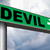 ördög · kísértés · gonosz · sátán · égés · pokol - stock fotó © kikkerdirk