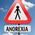 anoressia · medici · diagnosi · sfondo · teen · ricerca - foto d'archivio © kikkerdirk