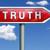 truth road sign arrow stock photo © kikkerdirk