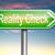 realiteit · controleren · omhoog · verkeersbord · echt · leven - stockfoto © kikkerdirk