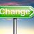 change ahead stock photo © kikkerdirk