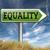 равный · правые · нет · дискриминация - Сток-фото © kikkerdirk
