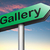 foto · galerij · tentoonstelling · ruimte · lege · frames - stockfoto © kikkerdirk
