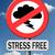estrés · gestión · ilustración · verde · pizarra · escrito - foto stock © kikkerdirk