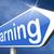 çevrimiçi · mesafe · öğrenme · dizüstü · bilgisayar · ekran · iş - stok fotoğraf © kikkerdirk