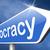 demokrácia · politikai · szabadság · erő · emberek · új - stock fotó © kikkerdirk