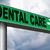 tandheelkundige · geïsoleerd · witte · medische · ontwerp · technologie - stockfoto © kikkerdirk