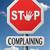 stop complaining stock photo © kikkerdirk