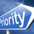 topo · prioridade · importante · alto · urgência · informações - foto stock © kikkerdirk