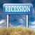 quiebra · económico · crisis · financieros · recesión · negocios - foto stock © kikkerdirk