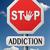 droga · abuso · parole · scritto · vintage - foto d'archivio © kikkerdirk