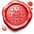 üst · beş · ikon · örnek · turuncu · dizayn - stok fotoğraf © kikkerdirk