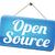 open · fonte · programma · software · economia · internet - foto d'archivio © kikkerdirk