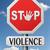 чрезвычайных · кнопки · слово · насилия - Сток-фото © kikkerdirk