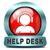 helpen · bureau · icon · knop · online · ondersteuning - stockfoto © kikkerdirk