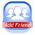 add friend button stock photo © kikkerdirk