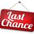 laatste · kans · finale · gelegenheid · oproep · nu - stockfoto © kikkerdirk