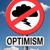 otimismo · palavra · ilustração · conjunto · impresso - foto stock © kikkerdirk