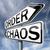 ordre · chaos · sélectionné · rouge · marqueur - photo stock © kikkerdirk