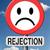 rejection stock photo © kikkerdirk