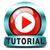 tutorial · botão · aprender · on-line · vídeo · lição - foto stock © kikkerdirk