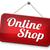 compras · en · línea · Internet · tienda · sitio · web · banner - foto stock © kikkerdirk