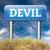 дьявол · искушение · зла · сатана · ад - Сток-фото © kikkerdirk