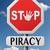 stop piracy stock photo © kikkerdirk