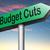 költségvetés · vág · válság · gazdasági · recesszió · egyensúly - stock fotó © kikkerdirk