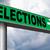 demokrata · republikánus · szavazó · választás · szimbólum · amerikai - stock fotó © kikkerdirk
