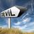 şeytan · ayartma · kötü · şeytan · cehennem - stok fotoğraf © kikkerdirk