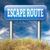 бежать · маршрут · безопасности · подчеркнуть · перерыва · свободный - Сток-фото © kikkerdirk