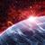 demir · gezegen · görüntü · manyetik · fırtına · gökyüzü - stok fotoğraf © Kirschner