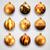 karácsony · golyók · terv · illusztráció · hasznos · designer - stock fotó © kjolak