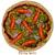 augurken · salade · witte · sap · peper - stockfoto © kjolak