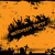 grunge · halloween · festa · abóboras · céu · projeto - foto stock © kjpargeter