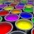 pintura · pintura · objeto · pueden · colores · 3D - foto stock © kjpargeter